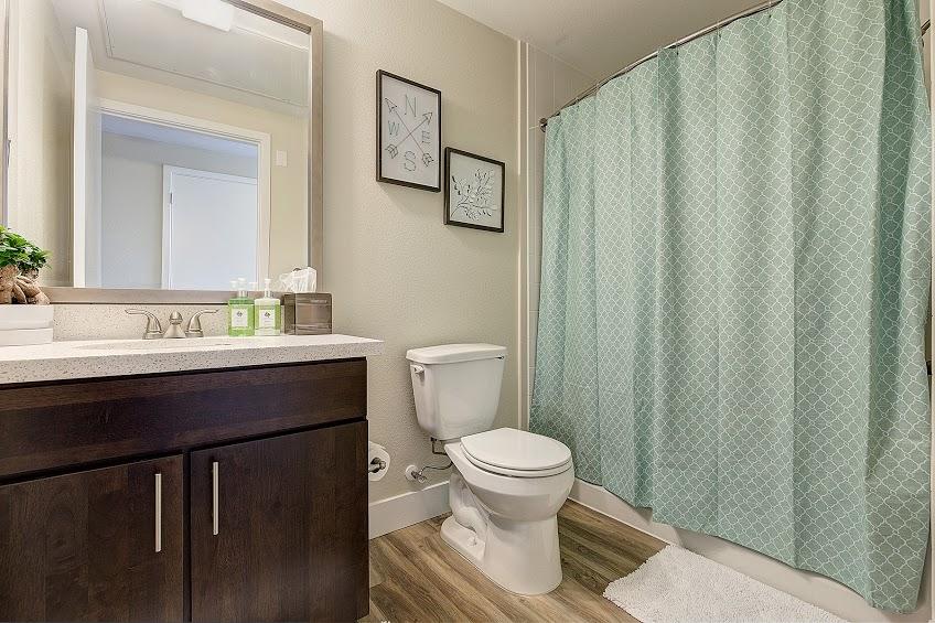 mountain view bathroom