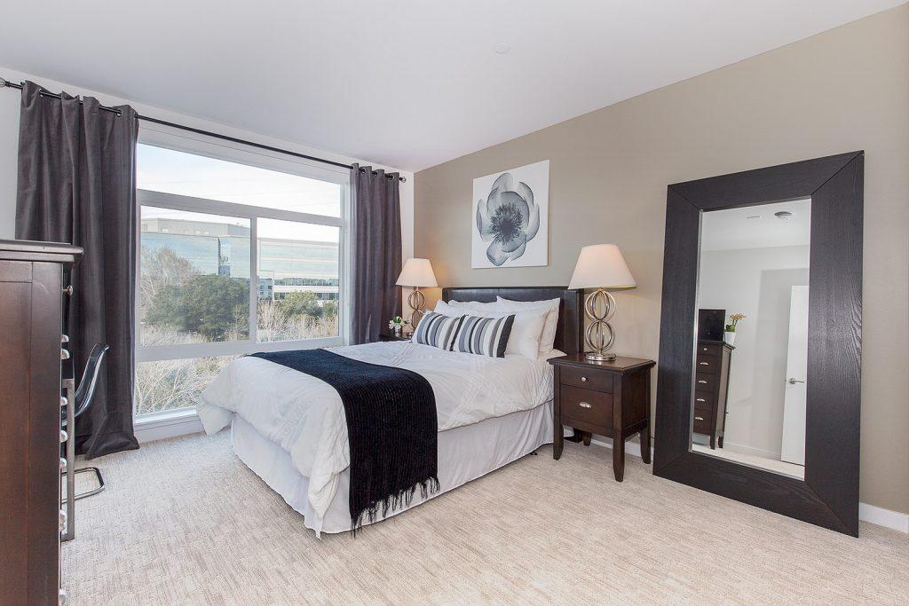 south bascom bedroom