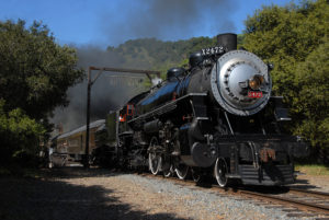 Niles Canyon Railway ride