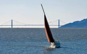 Sailing in San Francisco